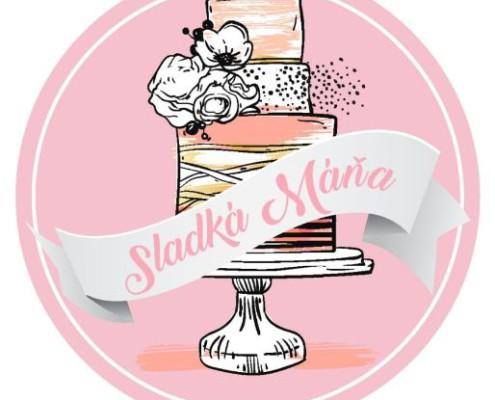 Sladka Mana logo