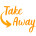 Take away logo